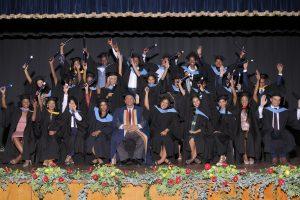 Upington graduation ceremony