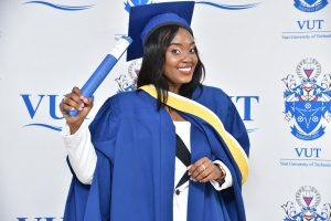 Magna Cum Laude graduate gives hope