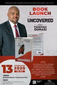 Tshepiso Dumasi Book Launch