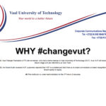 WHY #changevut?