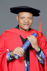 """""""VUT needs young people to shake it up"""" says Dr Baloyi"""