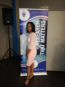 VUT Chemistry Graduate set out to empower learners into STEM Fields
