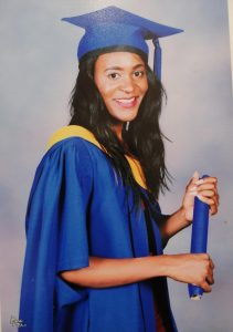 Thriving for greater things: VUT MTech in Chemistry Graduate