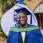 Another qualification in the bag, and more to come from Tony Tjabadi