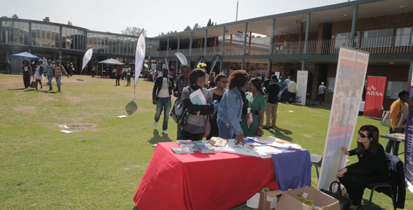 VUT community celebrates Information Day