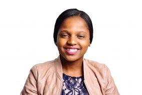 Ms M MASHILOANE (Logistics) DSC_6616