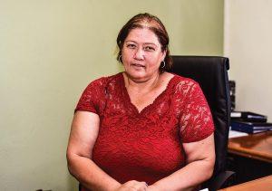 Dr Pauline Machika