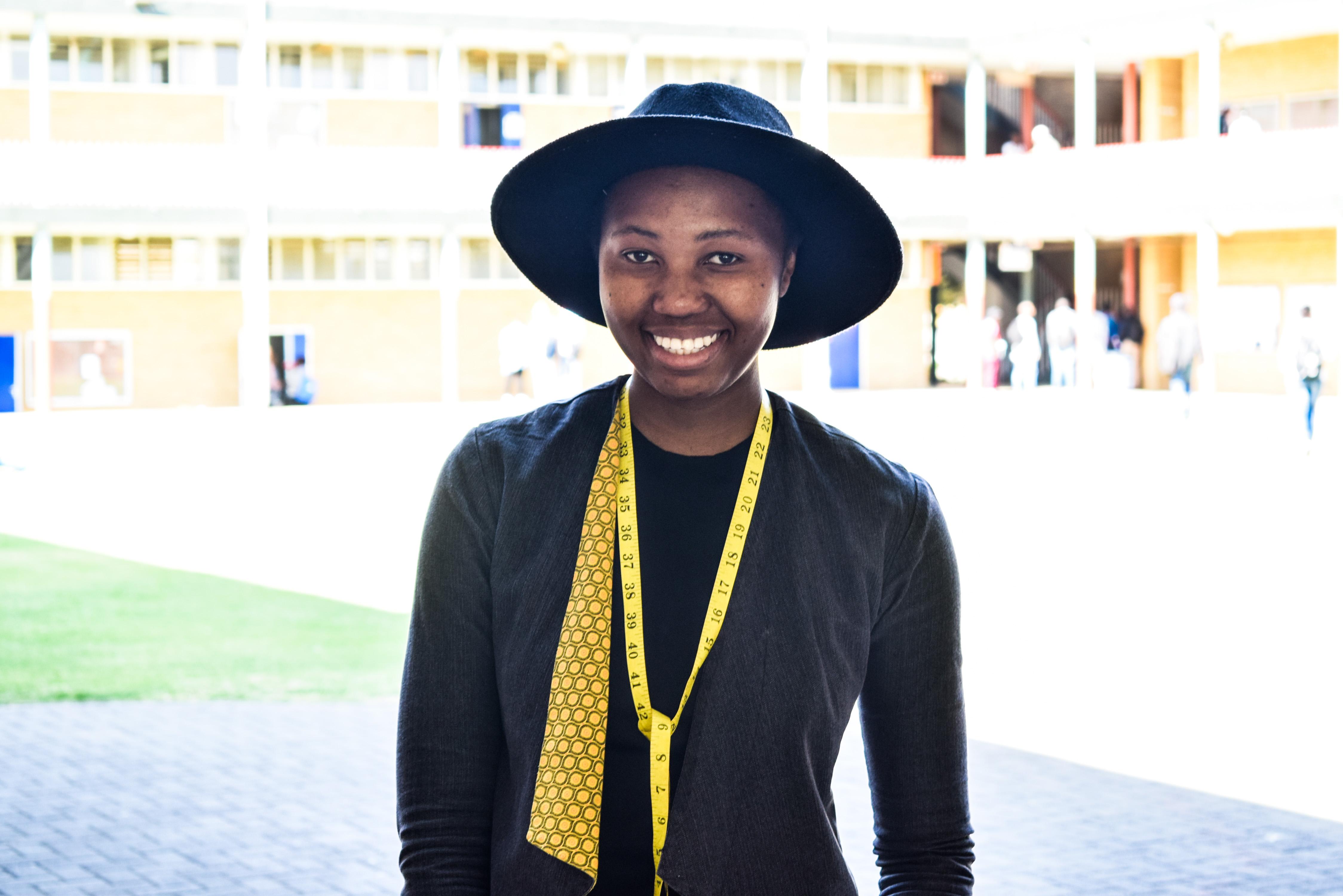 Thula Sindi Encourages Vut Student Vaal University Of Technology